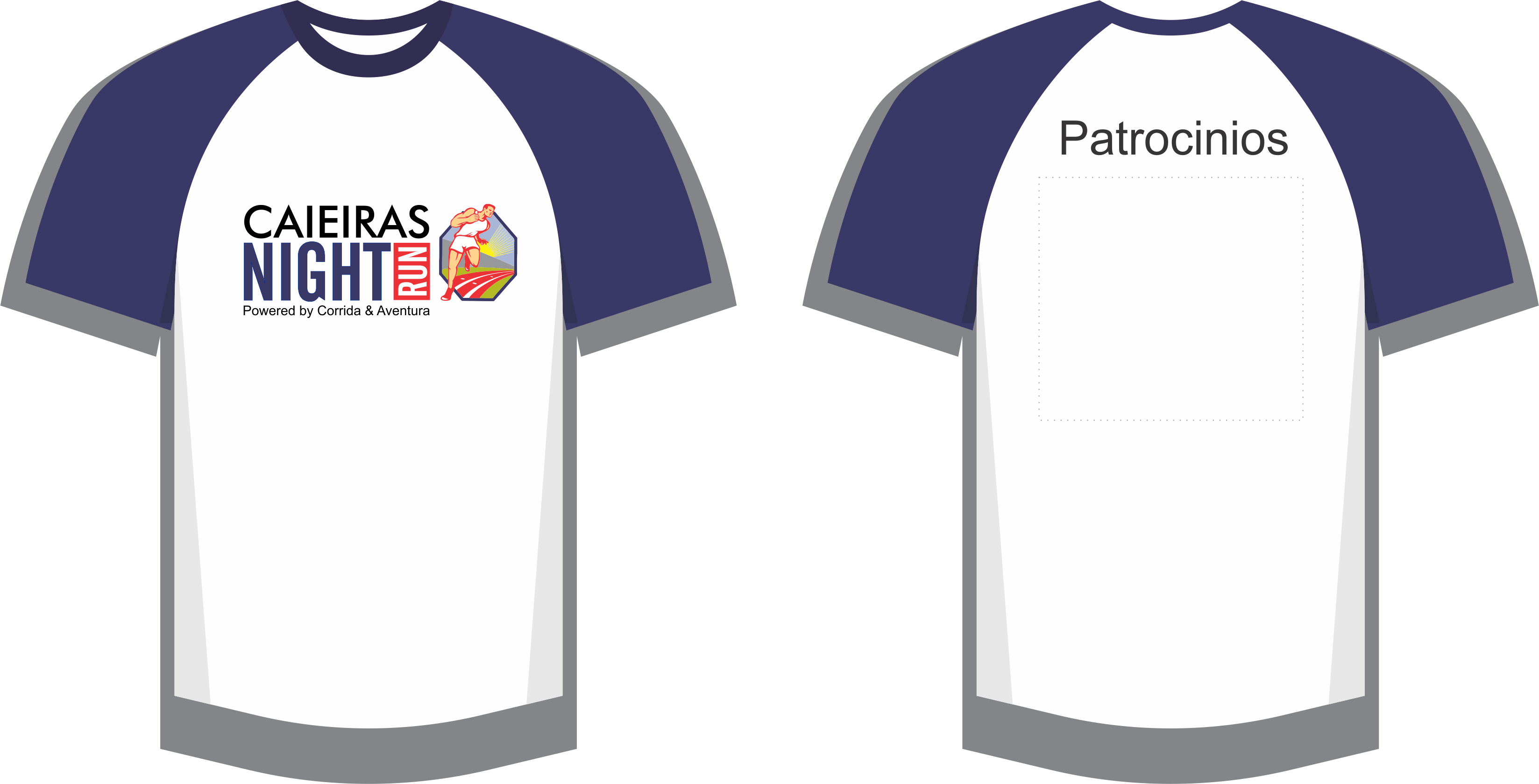 camiseta nightrun2018
